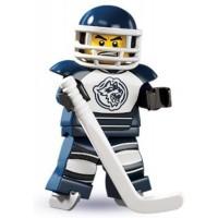 Lego Series 4 Collectible Minifigure Hockey