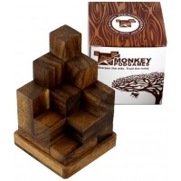 Monkey Pod Games Soma Cube 3D
