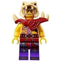 Lego Ninjago Minifigure Anacondrai General Zugu Warrior Ninja 70747