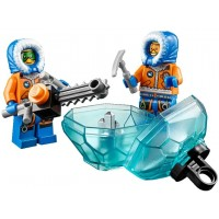 Lego City Arctic Outpost 60035 Building Toy Discontinued By