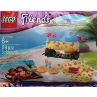 Lego Friends Beach Hammock 5002113 Event Promotional
