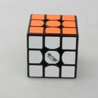 Cuberspeed New Qiyi Thunderclap V2 3X3 Black Magic Cube Mofangge Leishen Qiyi Thunderclap 3X3 V2