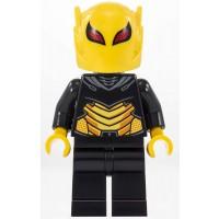 Custom Lego Batman Enemy Firefly Minifig Figure Arkham Asylum City 2012 Minifigure