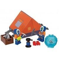 Lego City Arctic Polar Accessory Set With Fabric Tent
