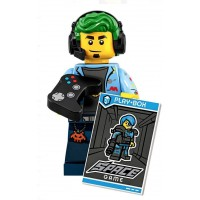Lego Minifigures Series 19 Video Game Competition Champ Minifigure