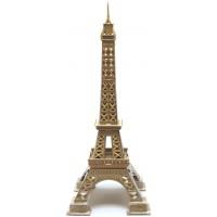 Runsong Creative 3D Puzzle Paper Model Eiffel Tower Diy Fun Educational Toys World Great