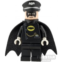 Lego Super Heroes Minifigure Alfred Pennyworth In
