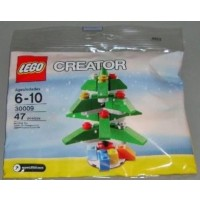 Lego Creator Christmas Tree Set