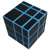 Ixun Smooth 3X3X3 Unequal Magic Cube Carbon Fiber Sticker 3X3 Mirror Puzzle Cube