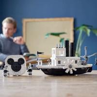Lego Ideas 21317 Disney Steamboat Willie Building Kit 751