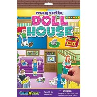My Doll House Magnetic Set