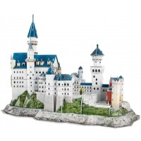 Cubicfun 3D Neuschwanstein Castle Puzzles For Adults And Teens Germany Architecture Building Model