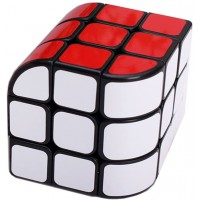 H Xd Global New Structural Design Of Curved Trihedron Magic Cube 3X3X3 Puzzle Cube