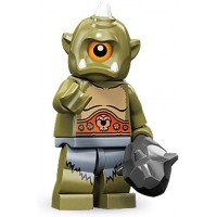 Lego Series 9 Collectible Minifigure Cyclops With Club