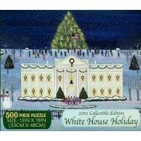 500 Piece Puzzle White House