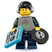 Lego Minifigure Series 8 Dj