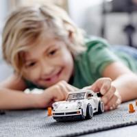 Lego Speed Champions 1974 Porsche 911 Turbo 30 75895 Building Kit 180
