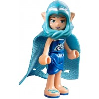 Lego Elves Minifigure Naida Riverheart Long Cape And Hood
