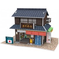 Cubicfun W3101H Japanese Confectionary Shop