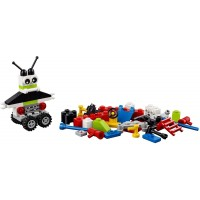 Lego Robot Vehicle Free Builds Make It Your Own 30499 56 Piece Polybag