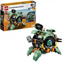 Lego Overwatch Wrecking Ball 75976 Building Kit Overwatch Toy Aged 9 New 2019 227 Pieces