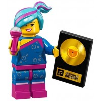The Lego Movie 2 Collectible Minifigure Flashback Lucy Sealed
