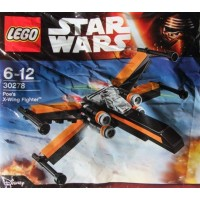 Lego Star Wars Poes Xwing Fighter Set 30278