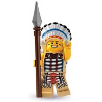 Lego Minifigures Series 3 Tribal