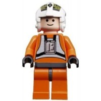 Lego Star Wars Minifigure Minifigure Ywing Pilot With