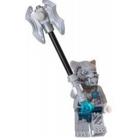 Lego Chima Sykor With Sabre Tooth