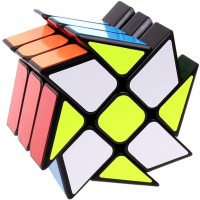 Vivi Do Speed Cube Super Smooth Windmill Magic Cube Puzzle Sturdy And Easy To Handle Creative