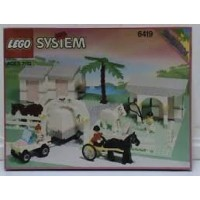 Lego Town Set 6419 Paradisa Rolling Acres