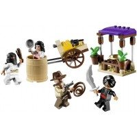 Lego Indiana Jones Ambush In Cairo