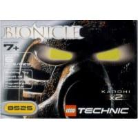 Bionicle 8525 Lego Technic Rare