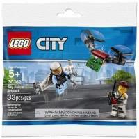 Lego Polybag City Sky Police Jetpack