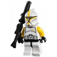 Lego Star Wars Clone Trooper Commander Minfigure