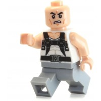 Lego Rhino Aleksei Systevich Exclusive Minifigure Only Loose