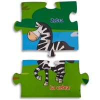 Ingenio Bilingual Learning Puzzle