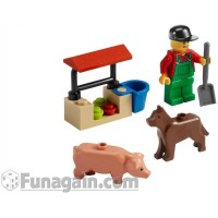 Lego City Farmer