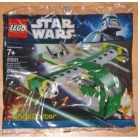 Lego Star Wars Brickmaster Exclusive Mini Building Set 20021 Bounty Hunter Assault Gunship