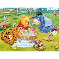 Trefl Disney Winnie The Pooh Piglet Is Taking A Bath Puzzle 30