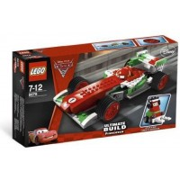 Lego Disney Cars Exclusive Limited Edition Set 8678 Ultimate Build
