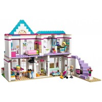 Lego Friends Stephanies House 41314 Build And Play Toy House With Mini Dolls Dollhouse Kit 622