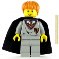 Lego Harry Potter Minifig Ron Weasley