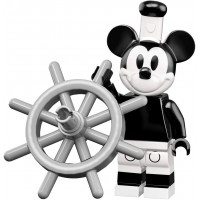 Lego Disney Series 2 Collectible Minifigure Vintage Mickey Sealed Pack