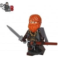 Demonhunter Bricks Custom Game Of Thrones Tormund Giantsbane Minifigure Made Using Lego Custom