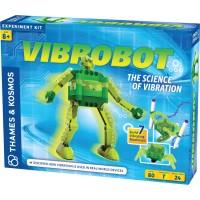 Vibrobot Vibrating Robot Building Science Kit