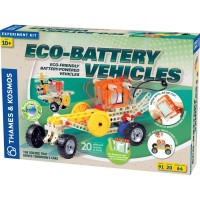 Eco Battery Vehicles Construction Science Kit