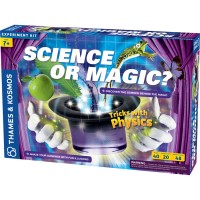 Science or Magic Physics Tricks Science Kit