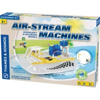 Air-Stream Machines Science Kit